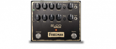 BE OD Deluxe Overdrive