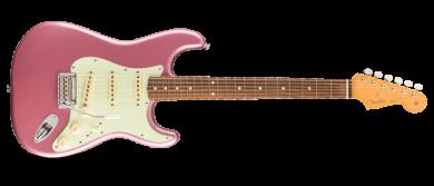 Vintera '60s Stratocaster Modified PF Burgundy Mist Metallic