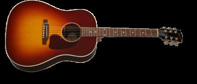 Modern Acoustic J-45 Studio Rosewood Rosewood Burst