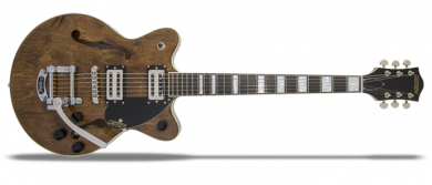 G2655T Streamliner Center Block Jr. with Bigsby Imperial Stain