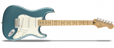 Player Stratocaster MN TPL Tidepool