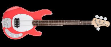 StingRay SUB Ray4 Fiesta Red 4-Saiter E-Bass