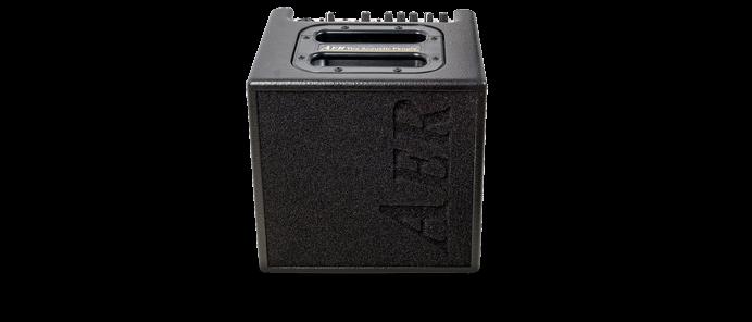 Alpha Akustik Gitarren Verstärker Combo 40 Watt incl. Gig Bag