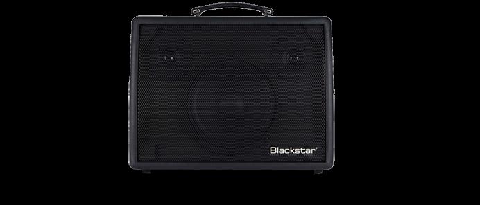 Sonnet 120 Black Akustik Gitarren Verstärker